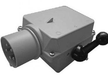 32A 13KW 207195 Drehstrommotor Stern Dreieck Schalter EATON T3-4-8410//I2